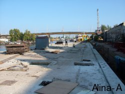 Commencement of works (Kherson city) 1