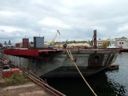 Commencement of works (Kherson city) 2